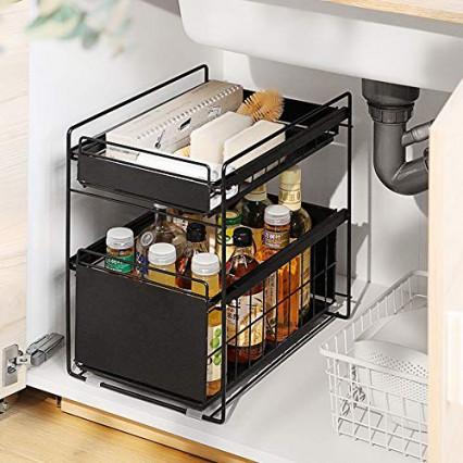 L'étagère tiroir polyvalente