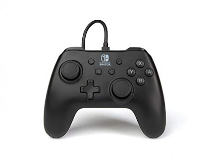 La manette filaire PowerA pour Nintendo Switch