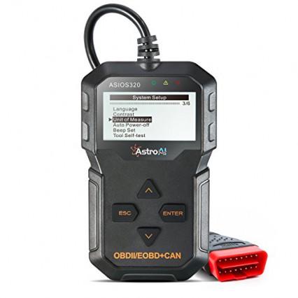 La valise diagnostic monochrome AstroAI