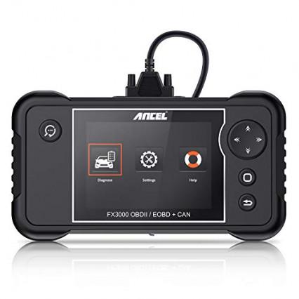 Le lecteur de code scanner pour professionnel Ancel FX2000