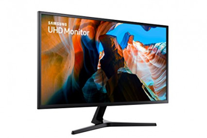 L'écran plat UHD 4K Samsung LU32J590UQUXEN