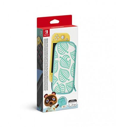 La housse de transport pour Switch Lite Animal Crossing par Nintendo