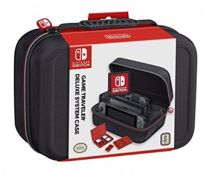 La mallette de transport de luxe pour Nintendo Switch par BigBen