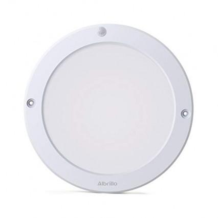 Le plafonnier LED avec détecteur infrarouge par Albrillo