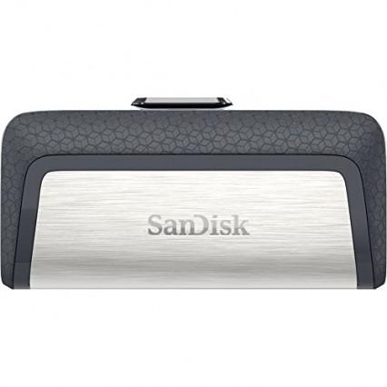 Le Dual Drive de 128 go signé SanDisk