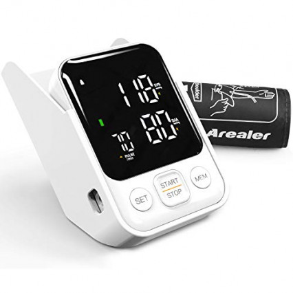 Le tensiomètre à bras avec écran rétroéclairé par Arealer