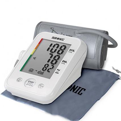 Le tensiomètre électronique à brassard ajustable Duronic BPM150