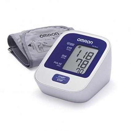 Le tensiomètre à bras électronique simple et efficace Omron M2