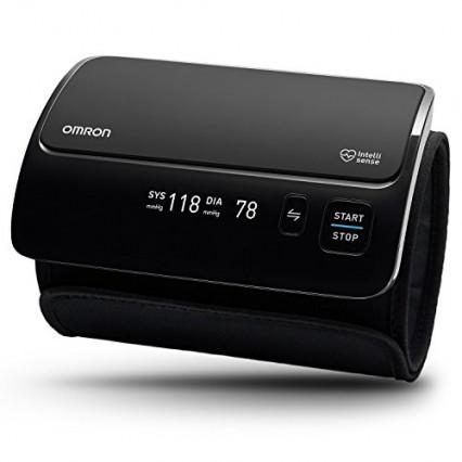 Le tensiomètre Bluetooth tout-en-un Omron Evolv