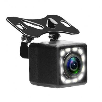 La petite caméra de recul avec éclairage LED MiCarBa