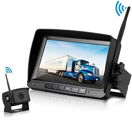 La caméra de recul sans fil pour gros véhicules par Yuzeu