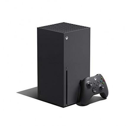 La Xbox One Series X, le fer de lance de Microsoft