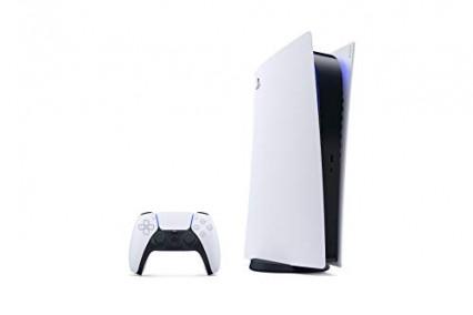 La PlayStation 5 édition digitale