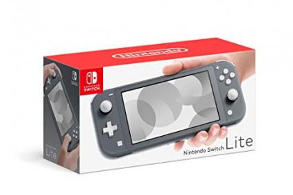 La Nintendo Switch Lite, la console sans dock