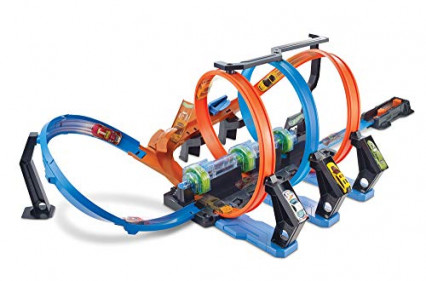 Le Looping Infernal par Hot Wheels
