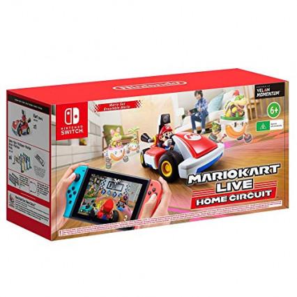 Mario Kart Live Home Circuit de Nintendo, avec Mario