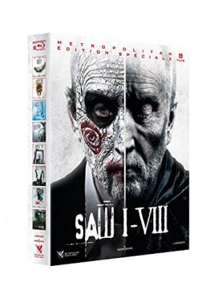L'intégrale de Saw, soit huit films d'horreur
