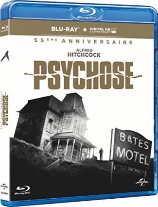 Psychose, d'Alfred Hitchcock, un grand classique de l'horreur