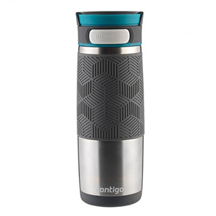 Un mug isotherme pour conserver une eau fraîche toute la journée