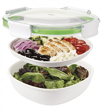 Une lunch box pour les salades