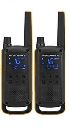 Un talkie-walkie résistant pour toutes vos aventures