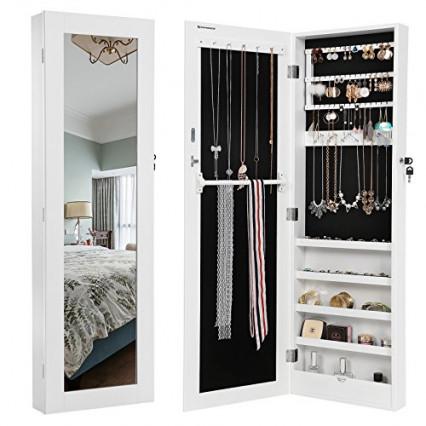 L'armoire à bijoux la plus complète