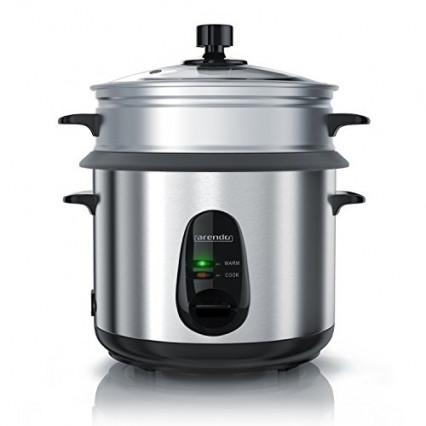 Arendo : le cuiseur qui maintient le riz au chaud