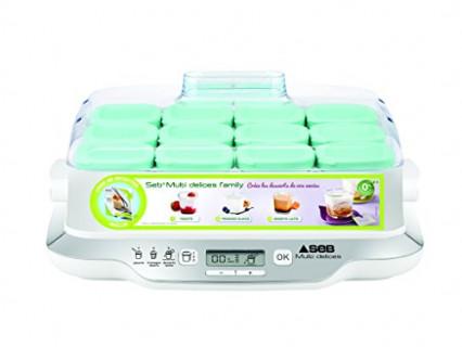 Un appareil à yaourts multifonctions
