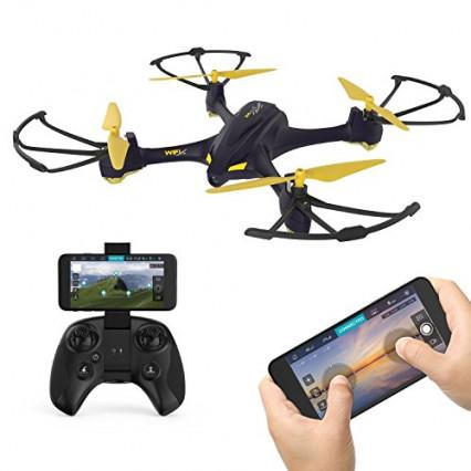 Le drone suiveur le plus intuitif