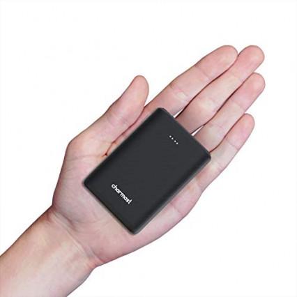 Une batterie externe à glisser dans une poche