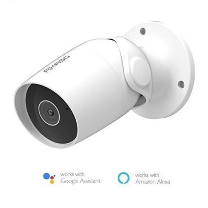 Une caméra de surveillance pour protéger votre habitation