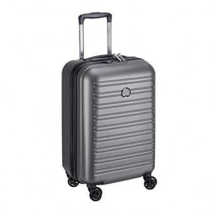Une valise qui passe en cabine
