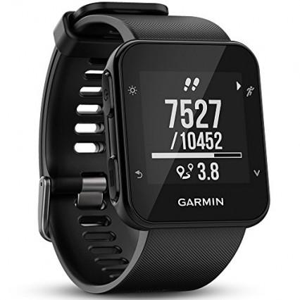 Une montre connectée pour les coureurs
