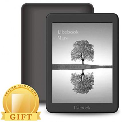 La likebook Mars par Boyue, une liseuse sous android