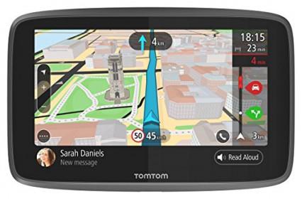 TomTom Go 6200 pour conduire dans le monde entier