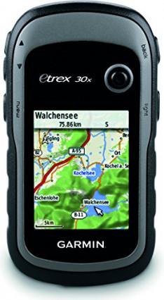 Garmin eTrex 30x pour les amateurs de randonnée