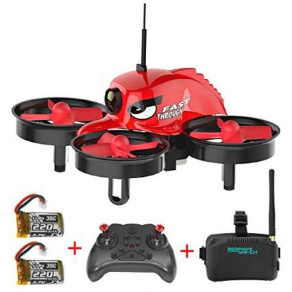 Le mini drone le plus complet