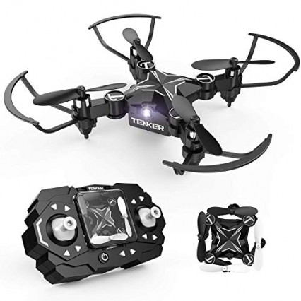 Le mini drone le plus compact