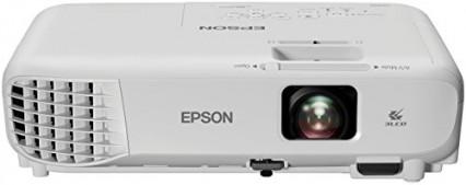 Le vidéoprojecteur Epson 3LCD EB-W05: le meilleur rapport qualité/prix