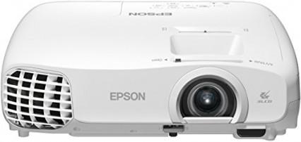 Le cinéma à petit prix: Le vidéo-projecteur Epson EH-TW5100