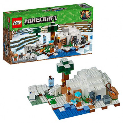 Un coffret de construction Lego