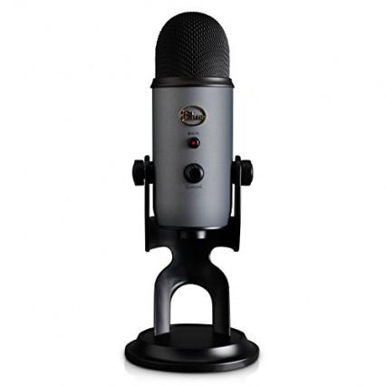 Un micro pour s'initier au gaming ou au podcast