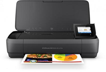 HP Officejet Mobile 250, l'imprimante portable