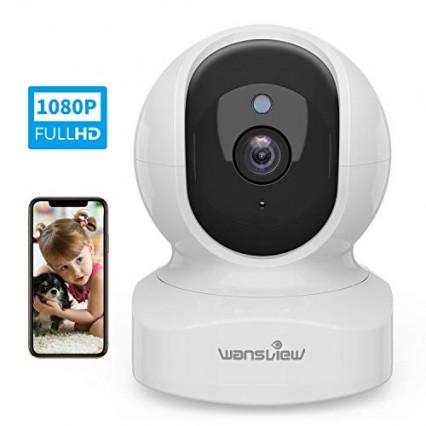 La Wansview Q5, la petite caméra qui se contrôle à la voix