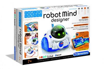 Le Mind Robot à commandes vocales de Clementoni