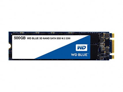 Le SSD WD Blue interne 500 go