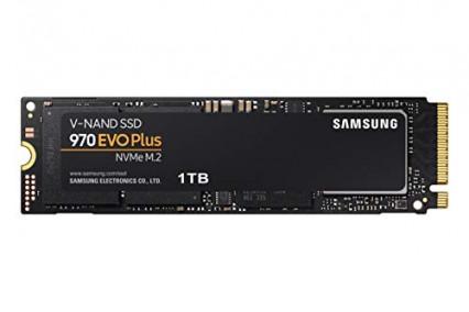 Le Samsung 970 EVO Plus, le SSD interne le plus rapide