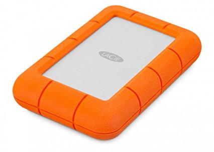 Le SSD externe portable LaCie 4 to