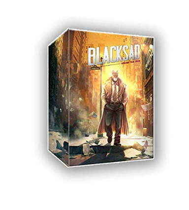 L'édition collector du jeu vidéo Blacksad Under the Skin