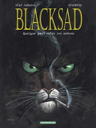 Blacksad tome 1 : Quelque part entre les ombres